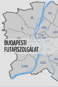 Budapesti futárszolgálat